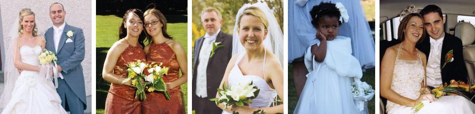 Wedding Flowers Ireland - Brides & Blooms
