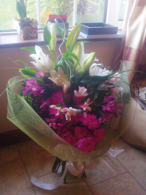Beautiful Floral Bouquets in Galway